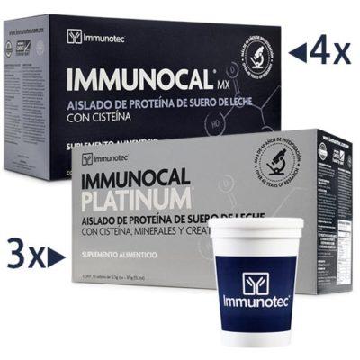 Paquete del Exito Immunotec